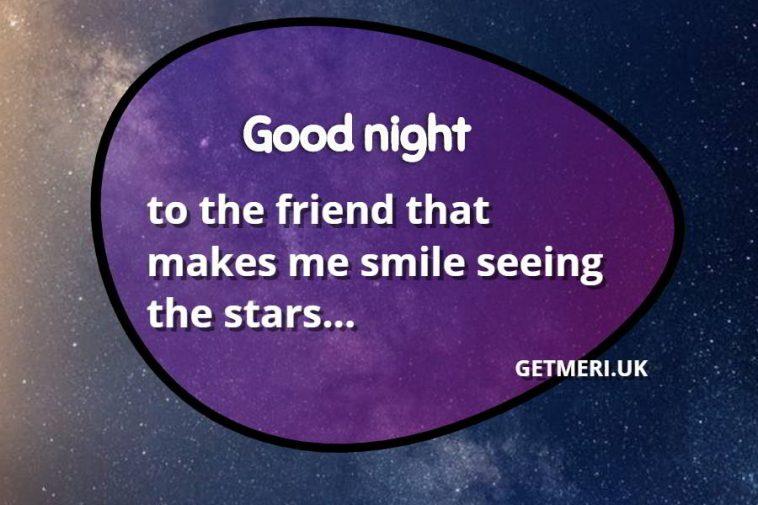 Friend best good night 82 Best